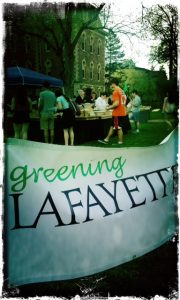 Greening Laf Banner_Earth Day