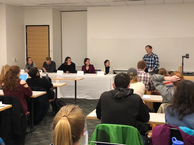 Environmental Career Panel